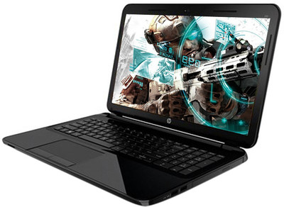 HP 15-i3 Graphics OS